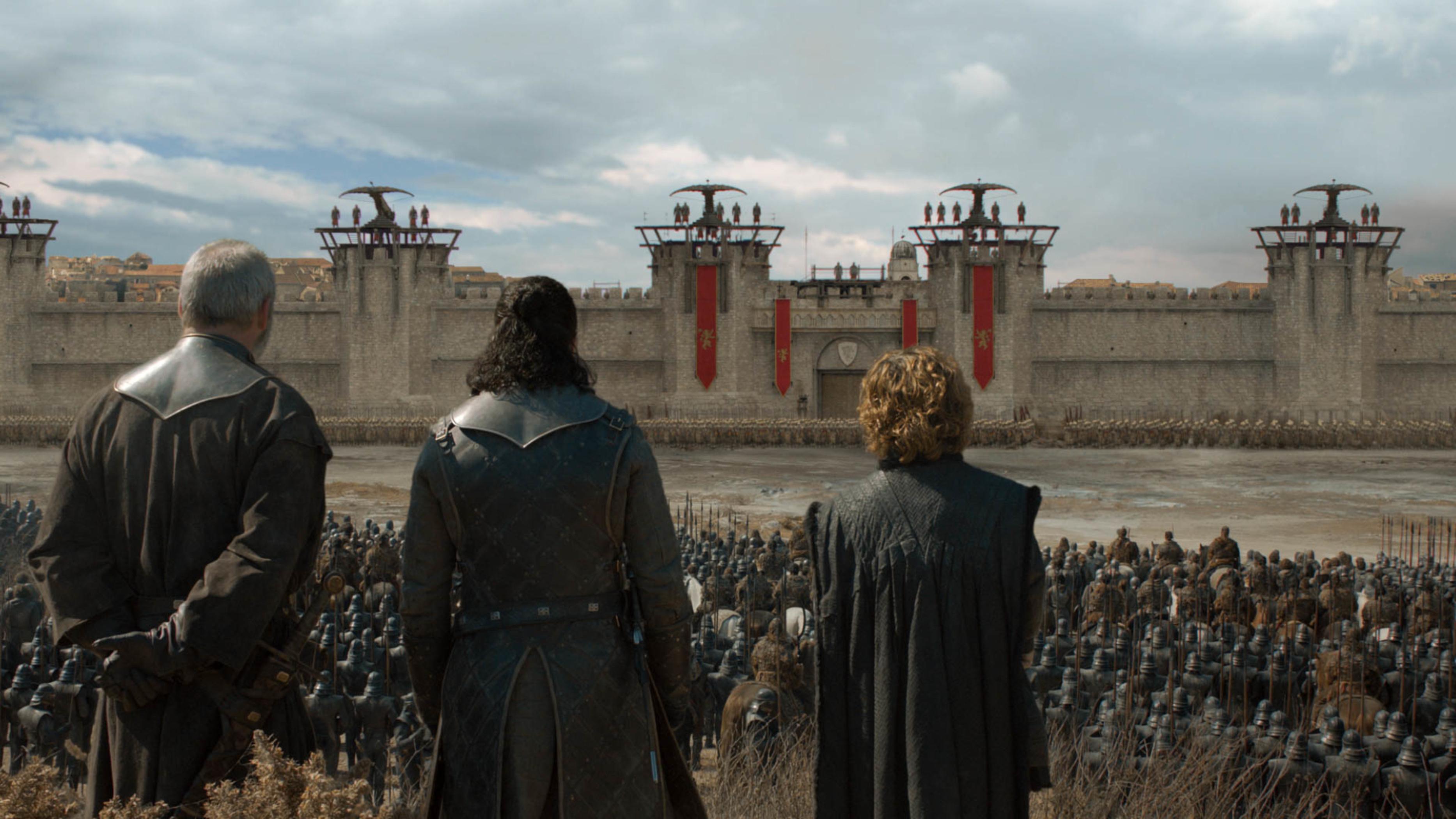 HBO divulga fotos do 5º episódio da 8ª temporada de Game Of Thrones