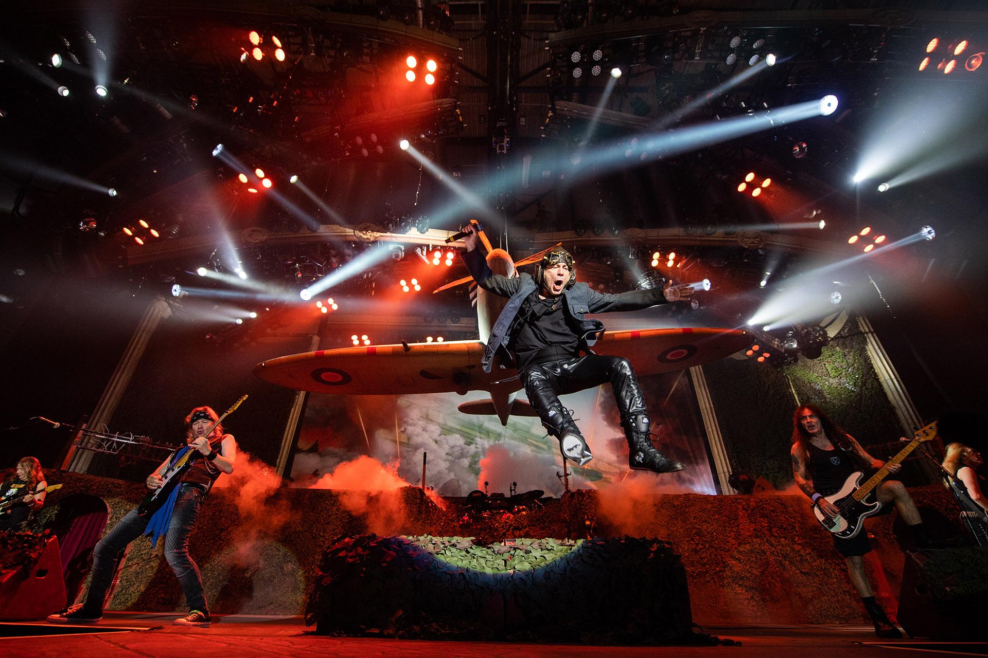 Iron Maiden anuncia dois novos shows no Brasil; veja preços de ingressos