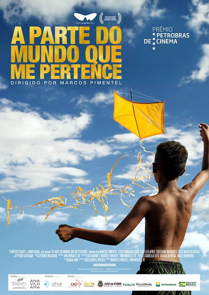 Poster de A Parte do Mundo que me Pertence