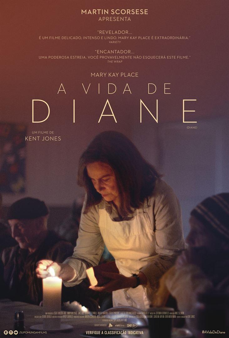 Poster de A Vida de Diane