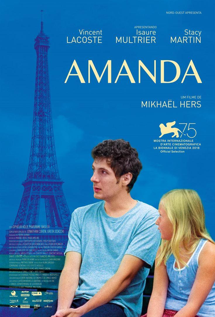 Poster de Amanda