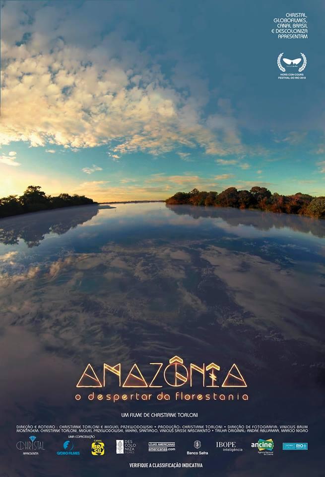 Poster de Amazonia, o Despertar da Florestania