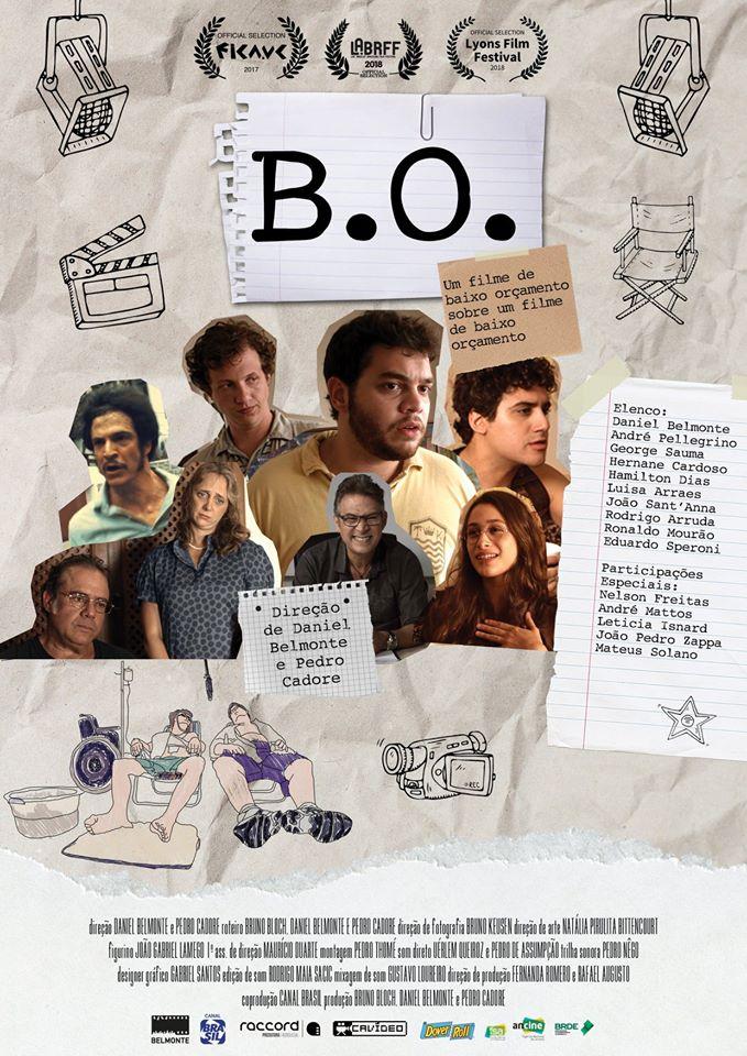 Poster de B.O.