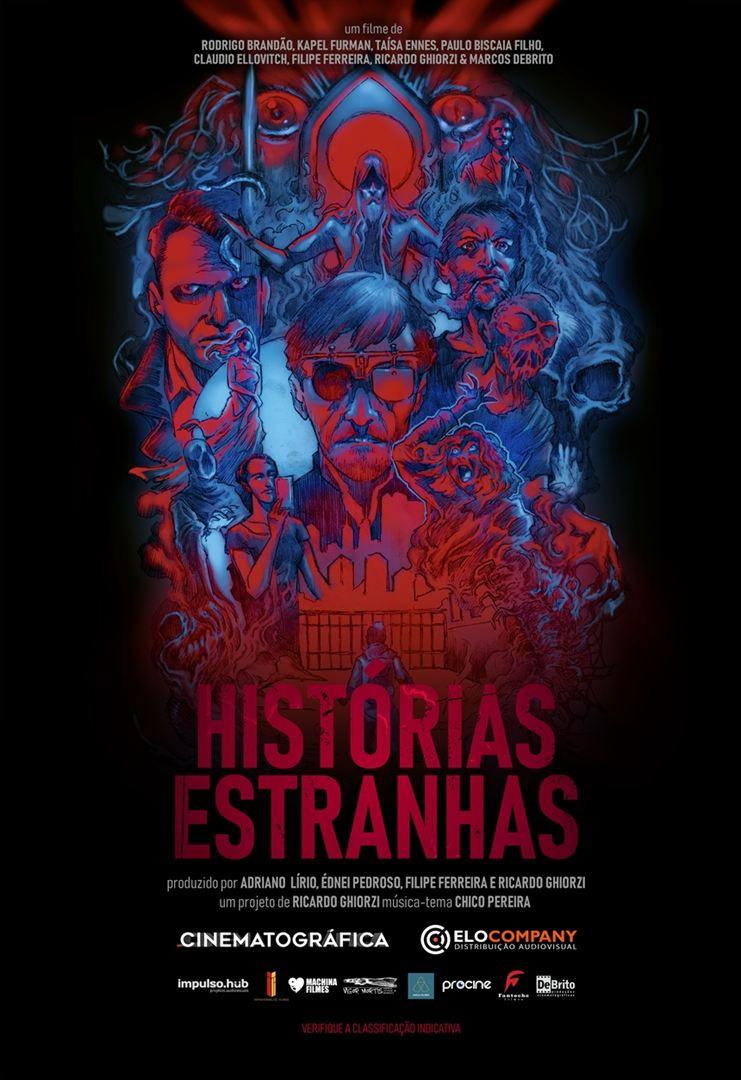 Poster de Histórias Estranhas