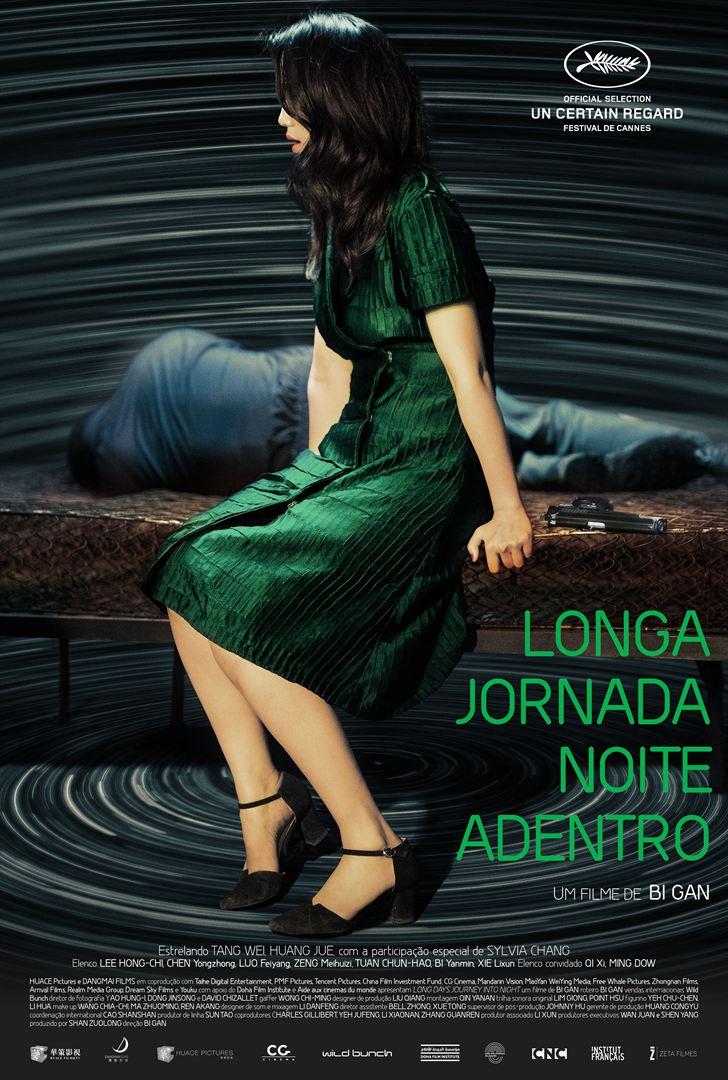 Poster de Longa Jornada Noite Adentro