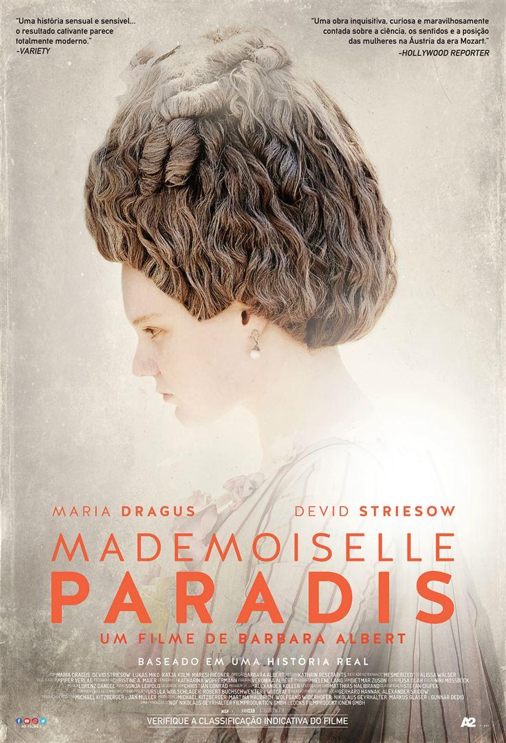 Poster de Mademoiselle Paradis