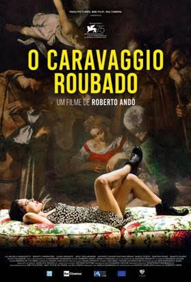 Poster de O Caravaggio Roubado