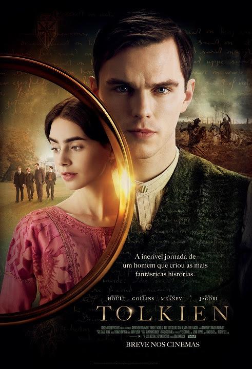 Poster de Tolkien