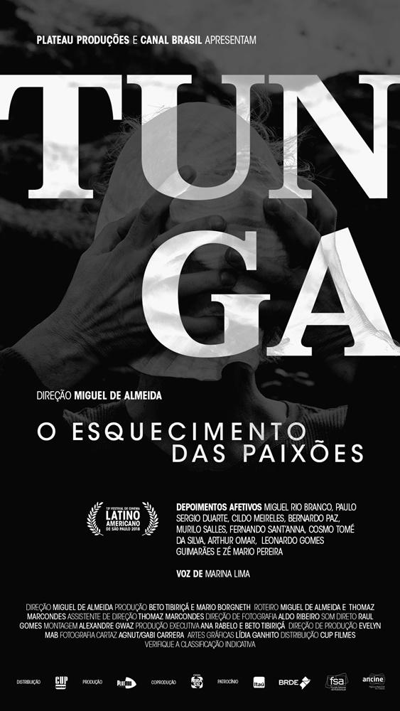 Poster de Tunga - O Esquecimento das Paixões