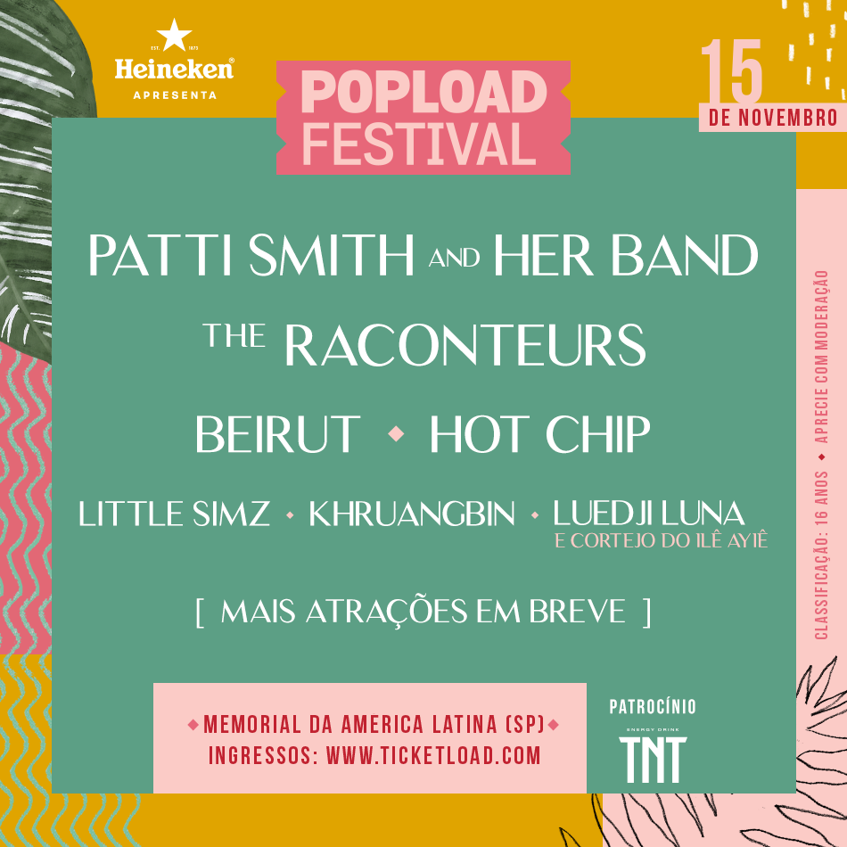 Popload Festival lineup
