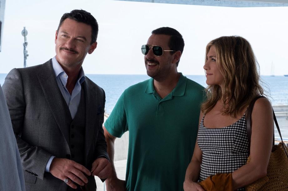 Mistério no Mediterrâneo quebra recorde e se torna estreia mais assistida da Netflix