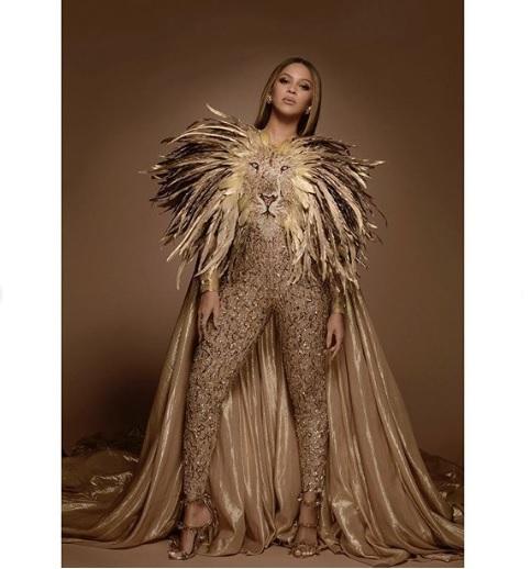 Remake de O Rei Leão terá música inédita de Beyoncé na trilha sonora