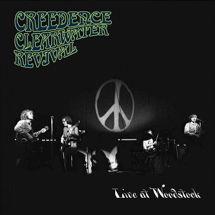 Show do Creedence no Woodstock será lançado em comemoração aos 50 anos do festival