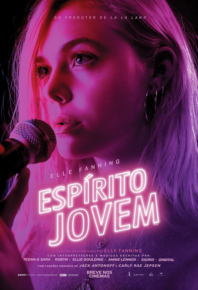 Poster de Espírito Jovem