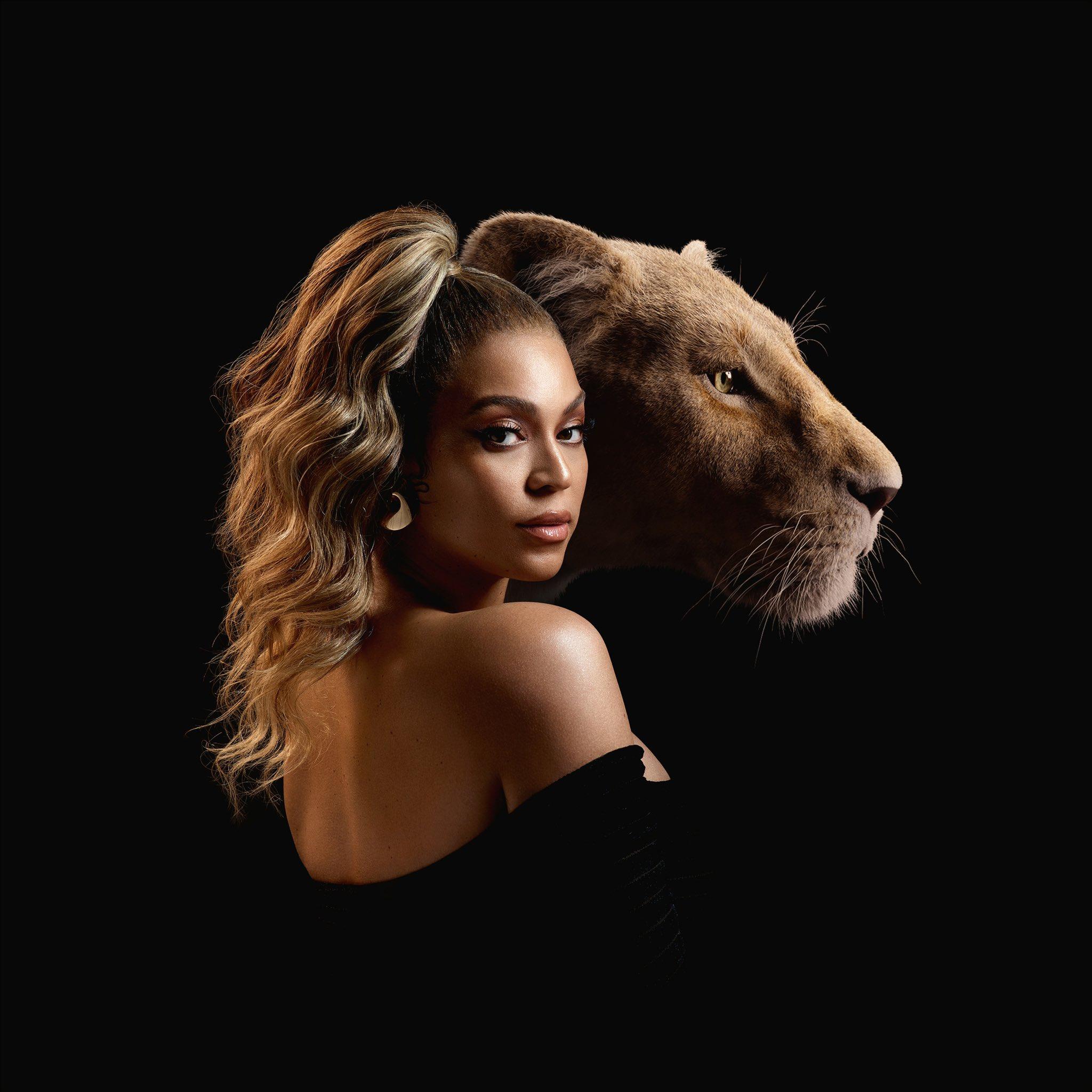 Beyoncé lança faixa inédita de remake de O Rei Leão; ouça Spirit