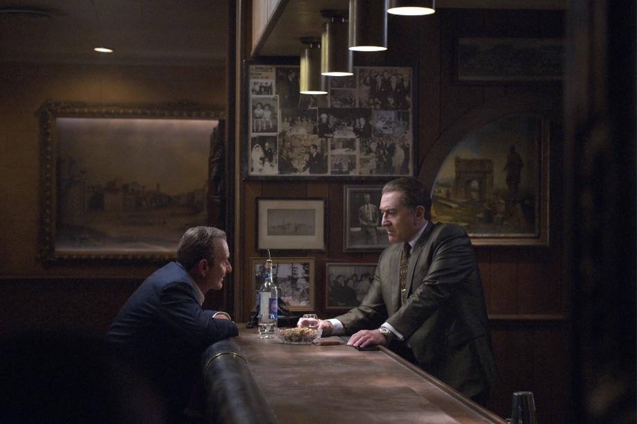 Netflix divulga trailer de O Irlandês, filme de Scorsese com Robert De Niro e Al Pacino