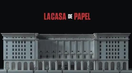 Terceira temporada de La Casa de Papel ganha nova abertura; confira