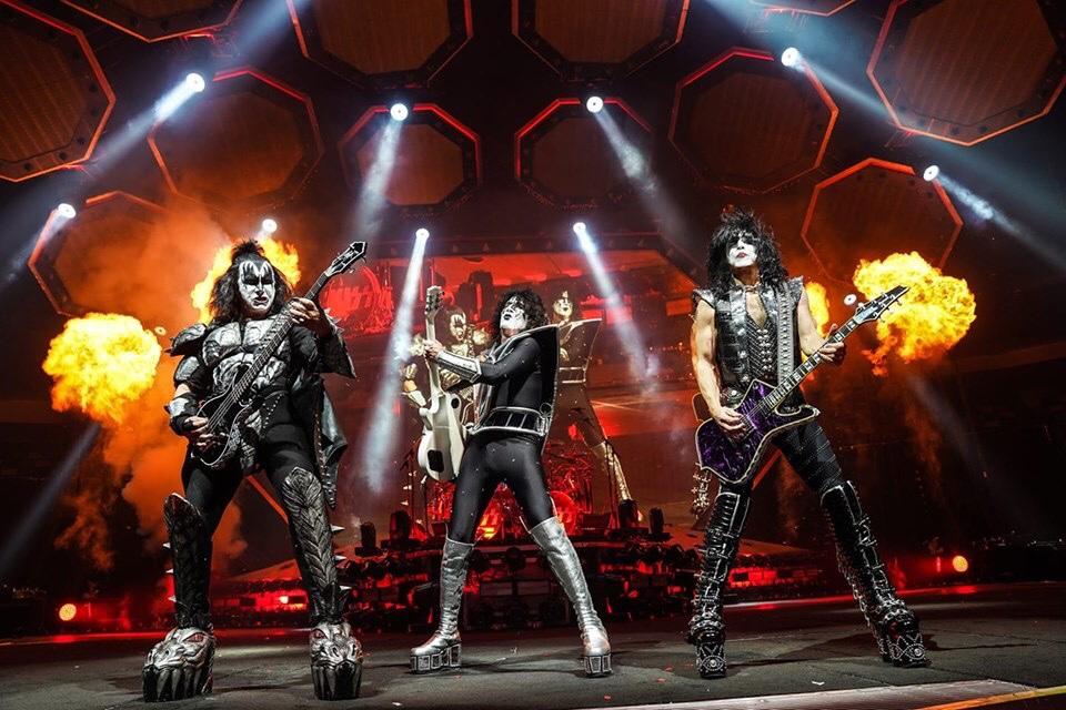 Kiss virá ao Brasil em maio de 2020, afirma jornalista