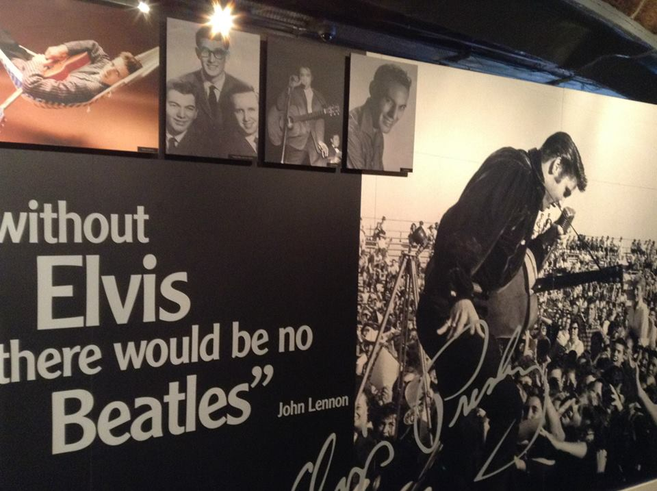 Foto: Giullia Gusman (Museu Beatles Story, em Liverpool)