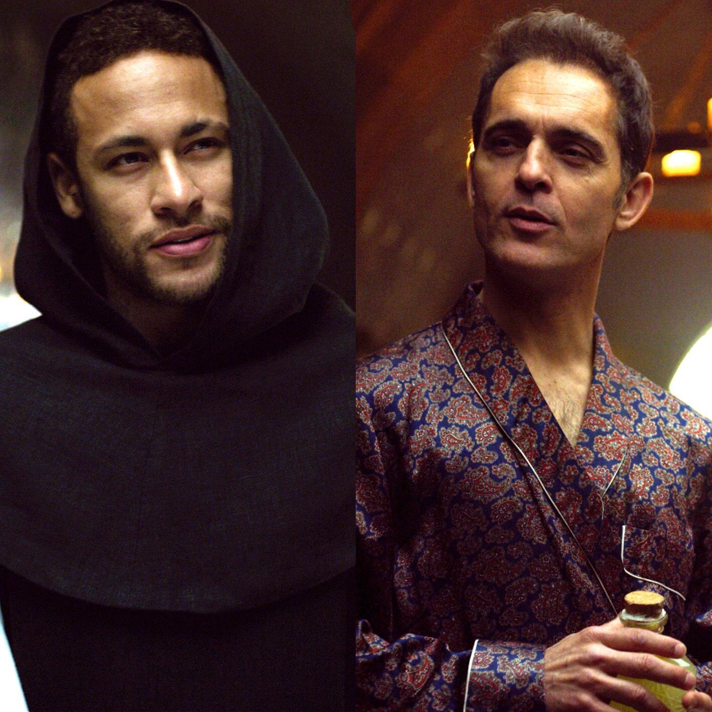 Netflix relança dois episódios de La Casa de Papel com participação de Neymar