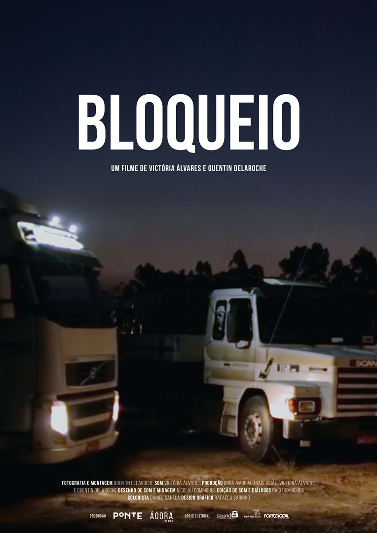 Poster de Bloqueio