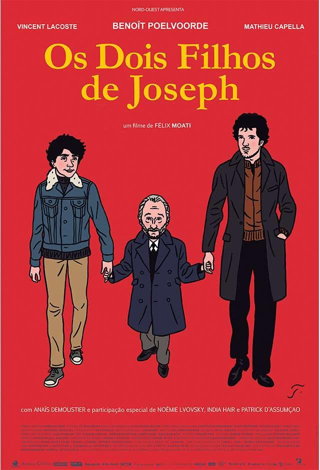 Poster de Os Dois Filhos de Joseph
