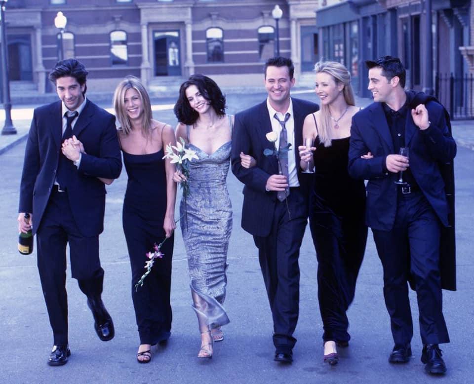 Nos 25 anos de Friends, veja 15 cenas que não foram exibidas na TV