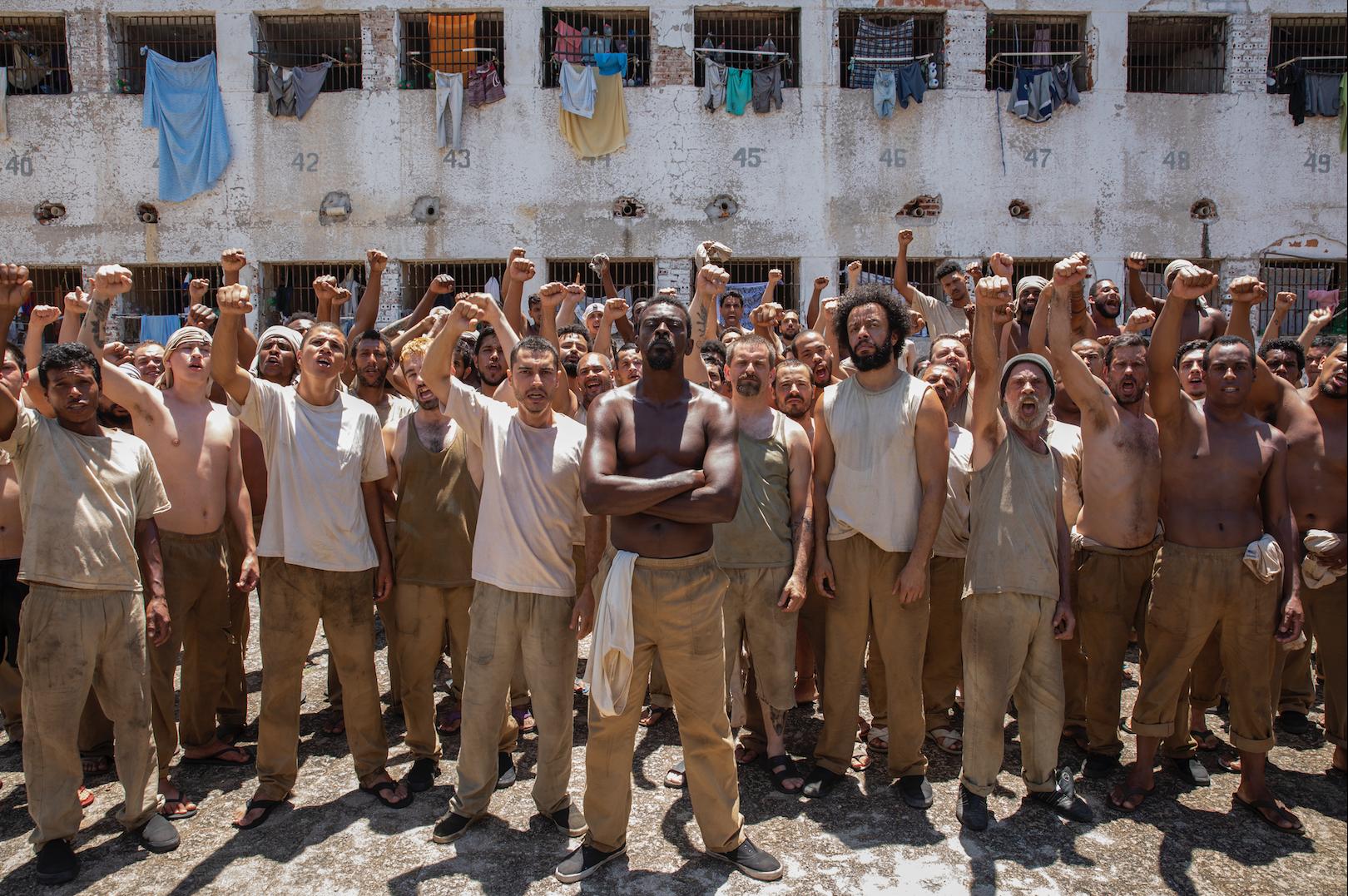 Estrelada por Seu Jorge, Irmandade ganha data de estreia na Netflix