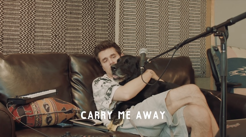 Ouça Carry Me Away, novo single de John Mayer