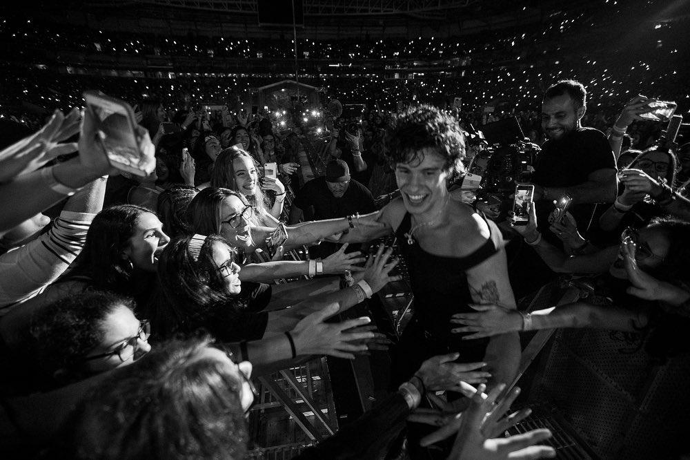 Shawn Mendes cancela segundo show em São Paulo por motivos de saúde