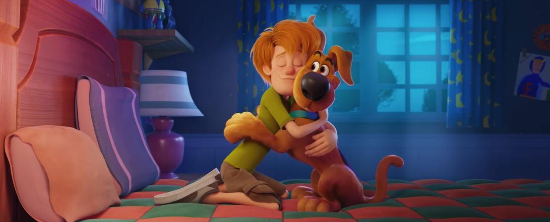 Warner divulga primeiro trailer da animação Scooby! O Filme
