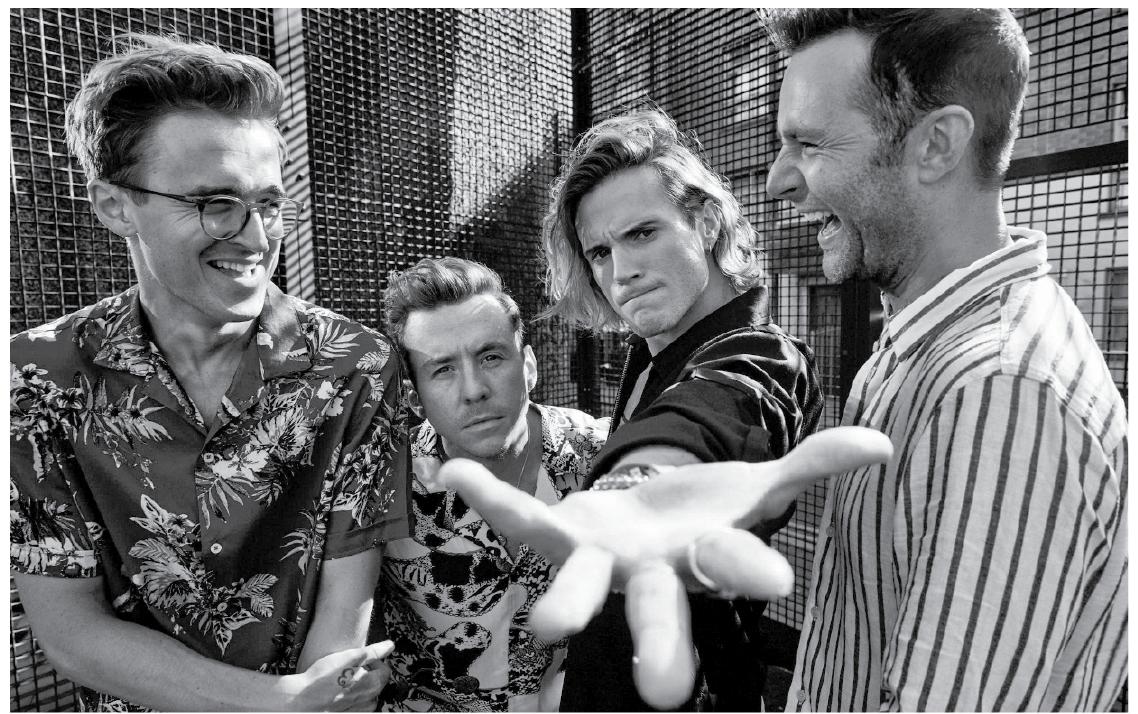 Produtora divulga preços e locais de shows do McFly no Brasil