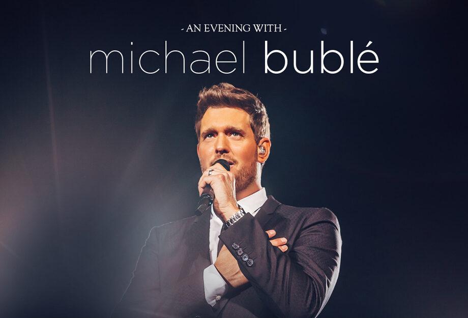 Michael Bublé anuncia três shows no Brasil; veja datas e preços