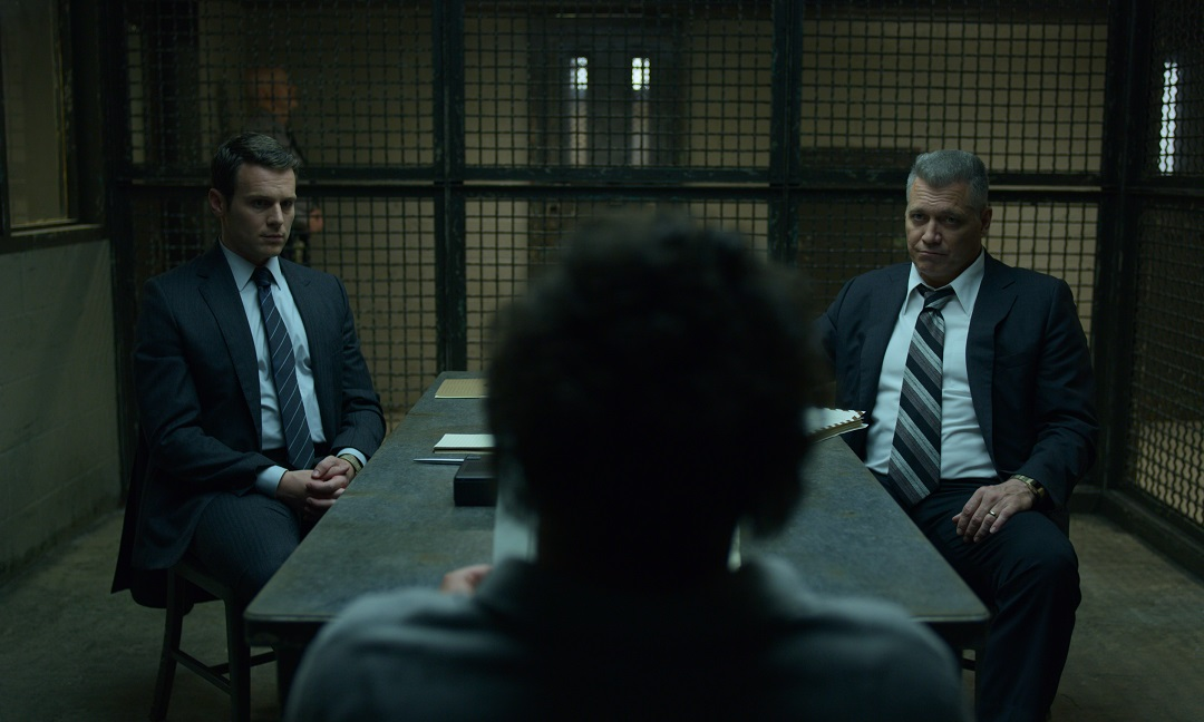 MINDHUNTER - We ask you to respect the artistic integrity of the filmmaker and kindly request that the images are used exactly as they were downloaded (i.e. do not brighten, retouch, etc.)