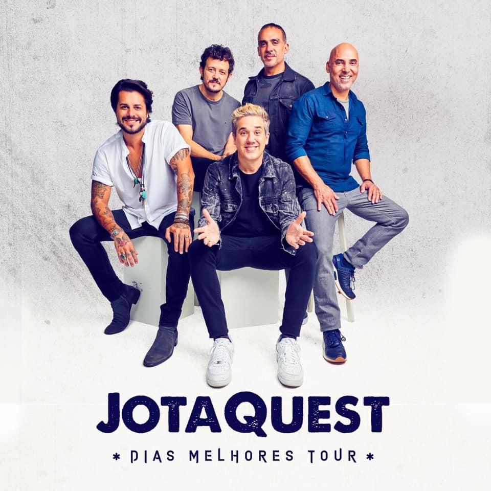 Jota Quest anuncia turnê comemorativa dos 25 anos de carreira