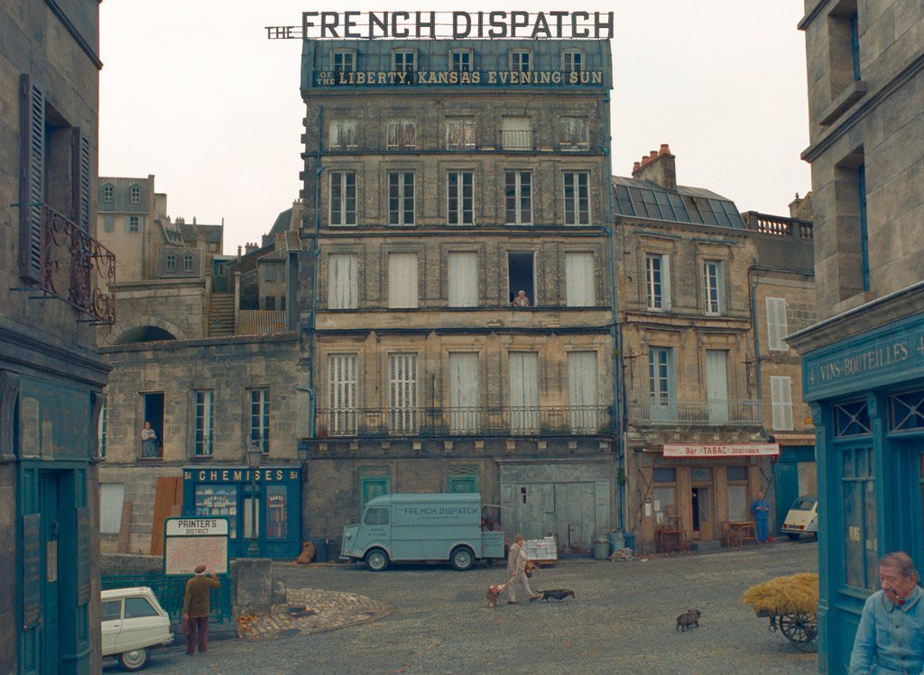 The French Dispatch, novo filme de Wes Anderson, ganha trailer