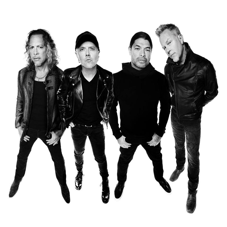 Shows do Metallica no Brasil ganham novas datas devido ao Coronavírus