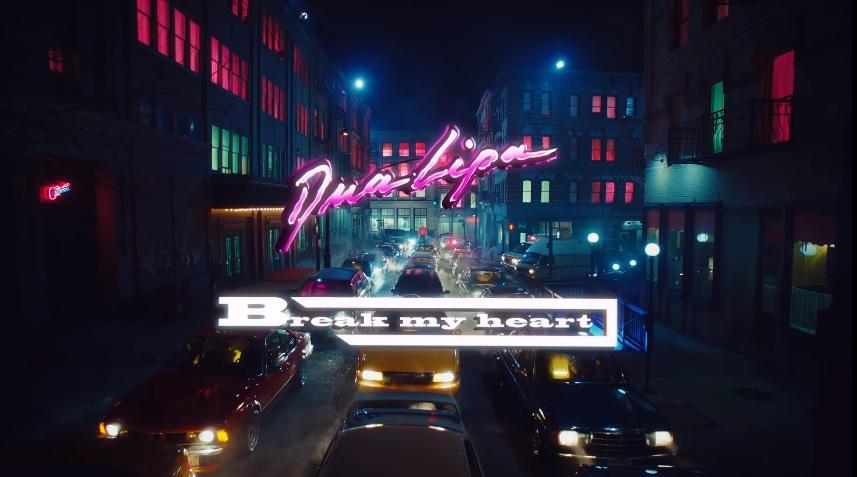 Dua Lipa lança novo clipe visualmente impecável; veja Break My Heart