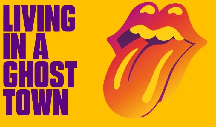 """Ouça """"Living In A Ghost Town"""", 1ª música inédita dos Rolling Stones em oito anos"""