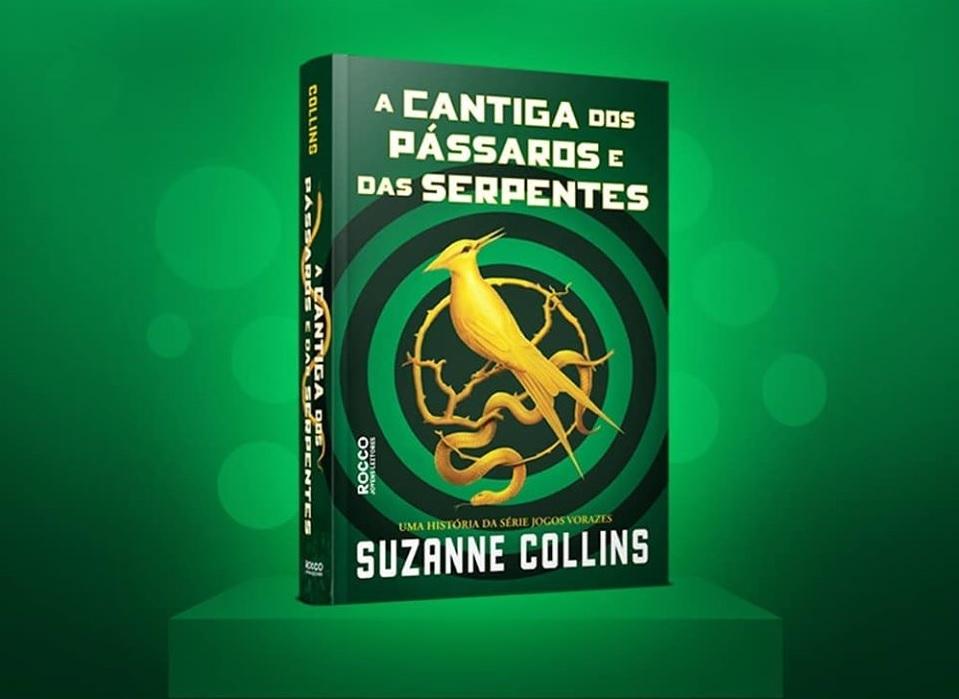 Livro prelúdio de Jogos Vorazes ganha data de lançamento no Brasil