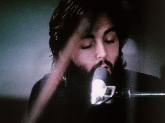 Em 50 anos de McCartney, clipe de Maybe I'm Amazed é remasterizado