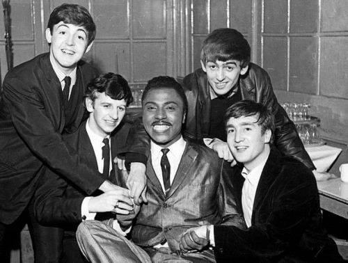The Beatles Little Richard