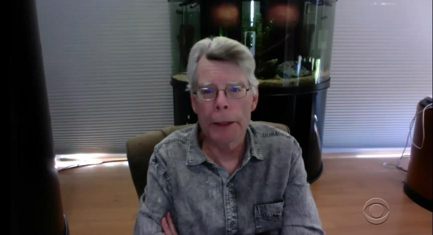 Stephen King conta qual de seus personagem seria o pior parceiro de quarentena