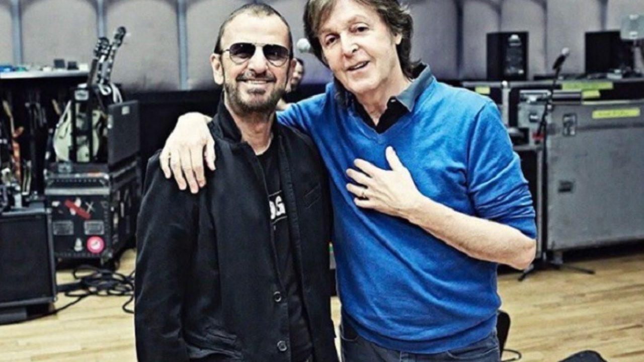 Ringo Starr terá aniversário online com participação de Paul McCartney, Ben Harper e outros artistas