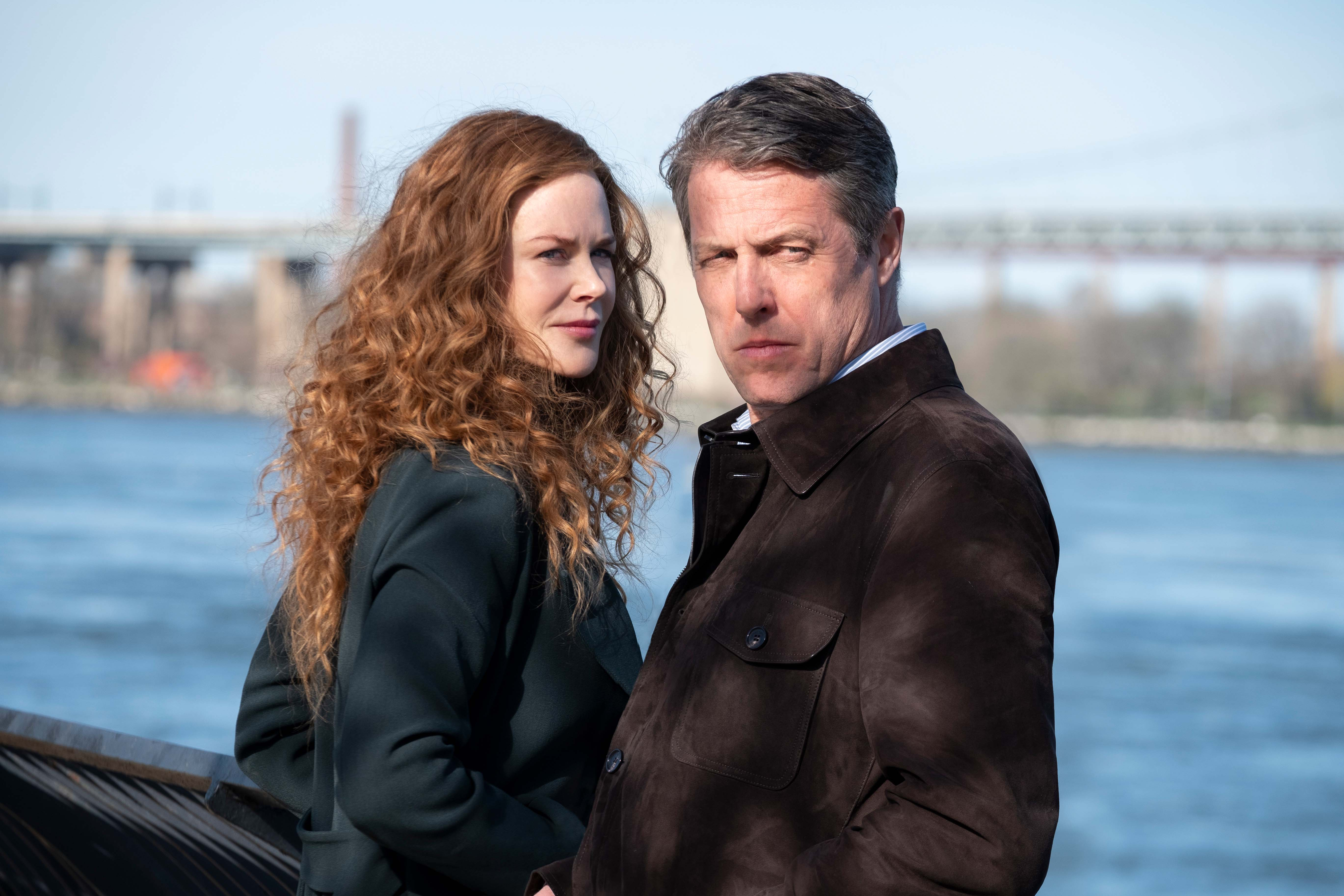 """The Undoing"", nova minissérie da HBO com Nicole Kidman e Hugh Grant, ganha data"