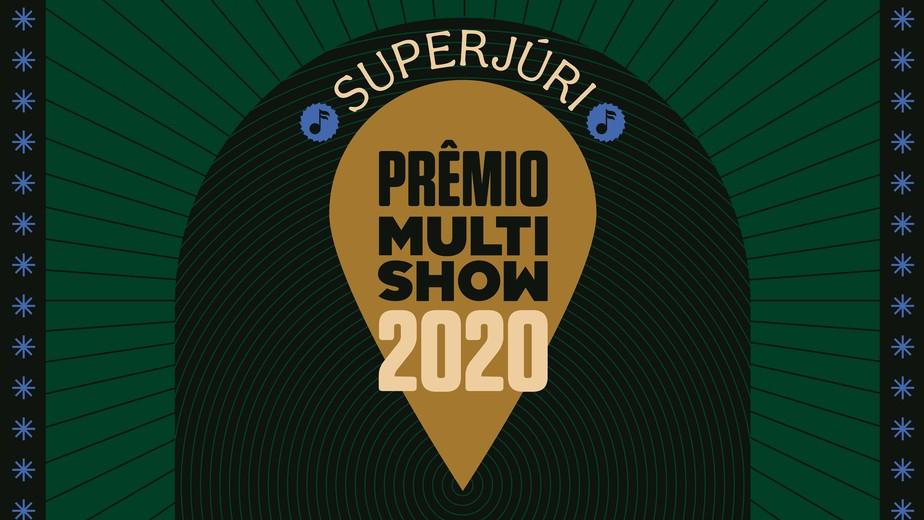 Confira a lista de indicados ao Prêmio Multishow 2020