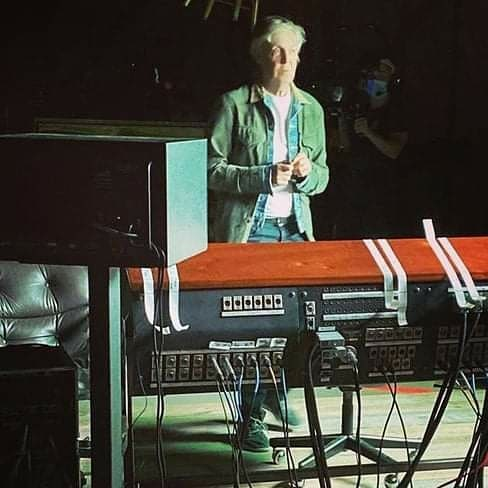 Paul McCartney em estúdio