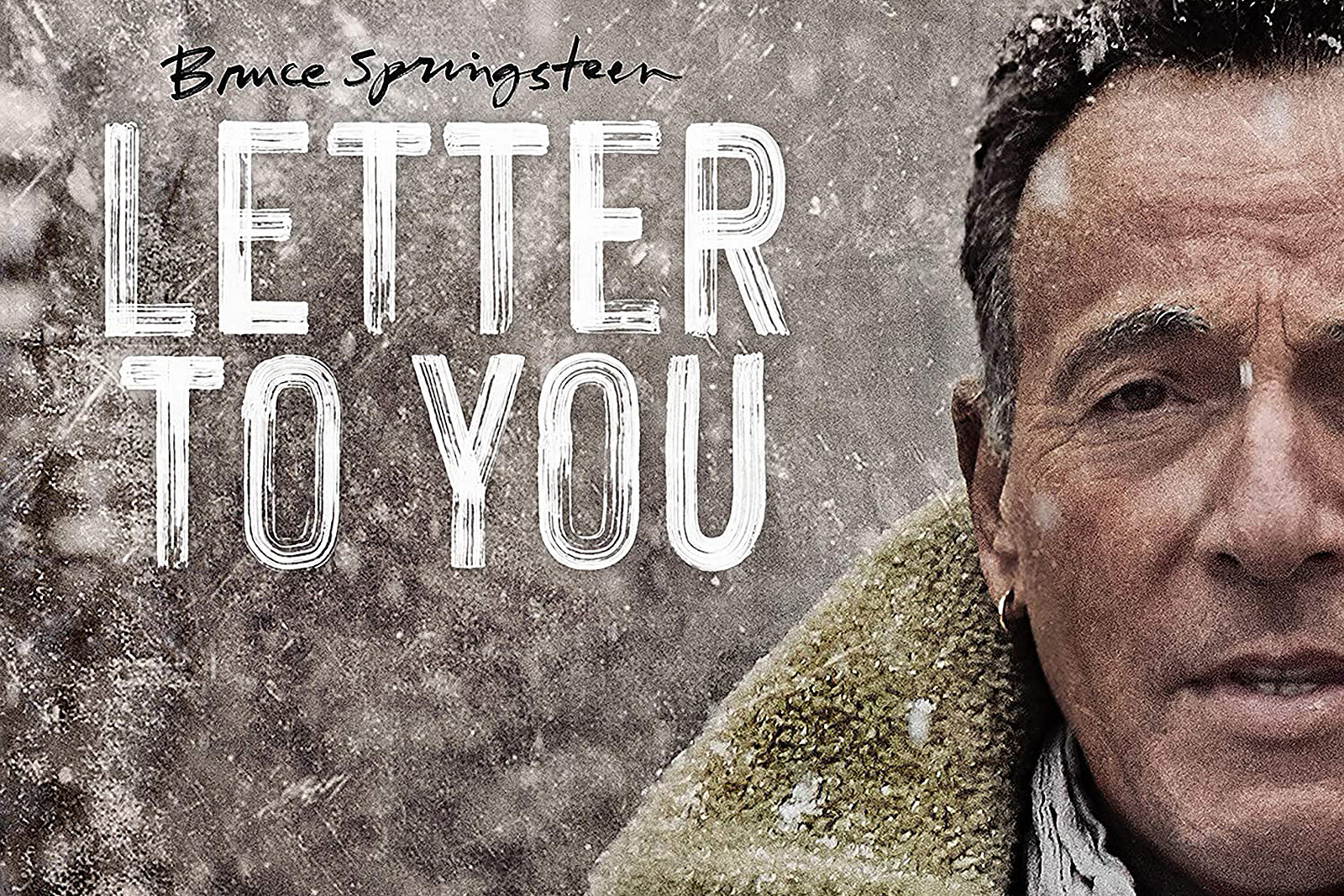 Bruce Springsteen lança novo álbum; ouça Letter To You