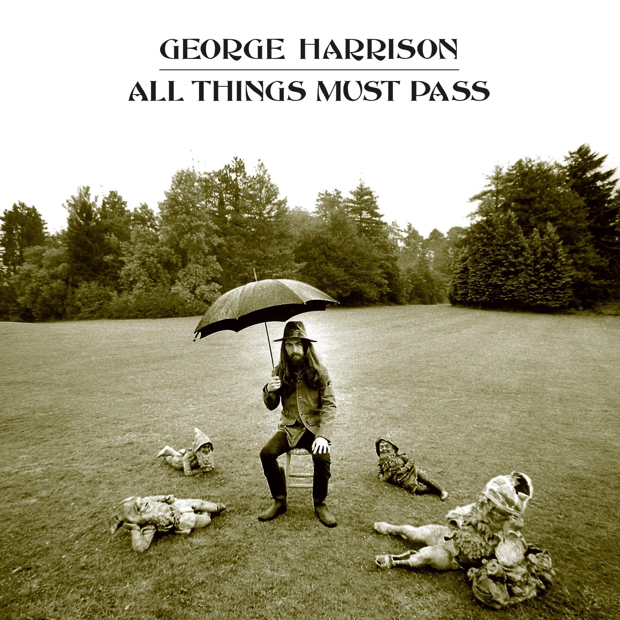 Faixa All Things Must Pass, de George Harrison, ganha nova mixagem; ouça