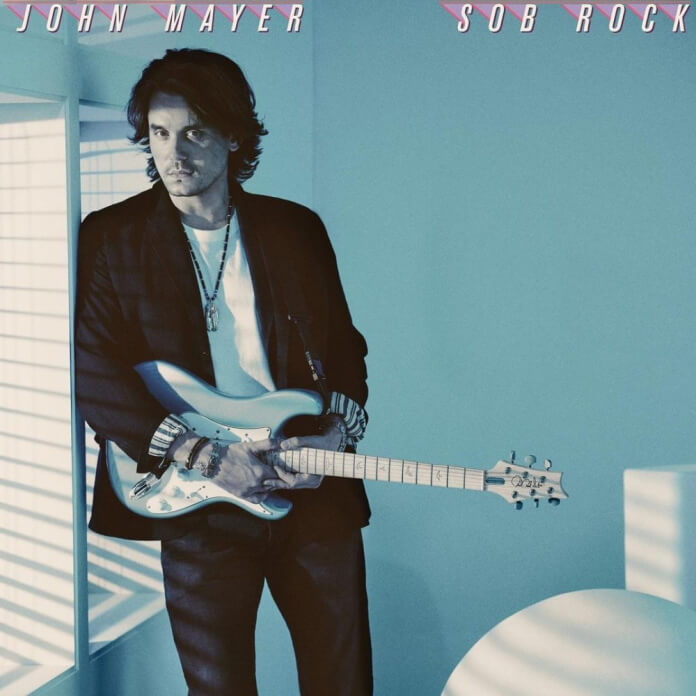 """John Mayer lança novo álbum de estúdio; ouça """"Sob Rock"""""""